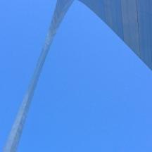 Underneath looking up