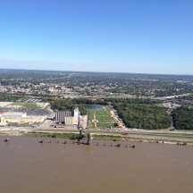 Across Mississippi River