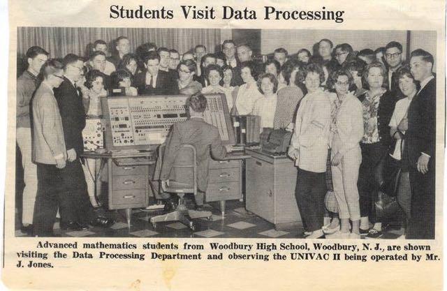 UNIVAC II Computer