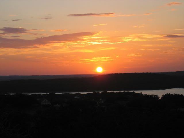 Lago Vista Sunset