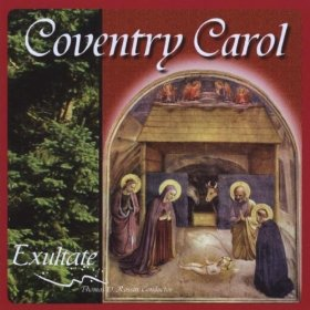 Amazon_Album_Exultate_Coventry_Carol