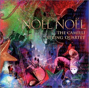 Christmas Music: Camilli String Quartet