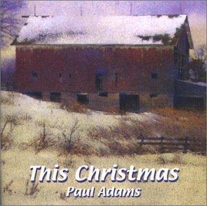 Amazon_Album_Paul_Adams_This_Christmas