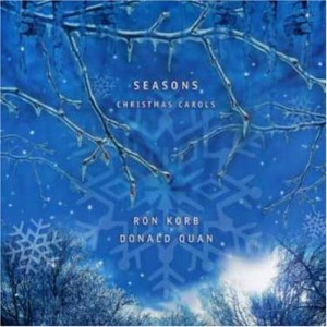 Christmas Music: Ron Korb and Donald Quan