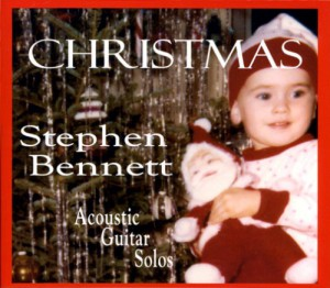 Amazon_Album_Stephen_Bennett_Acoustic_Guitar_Solos