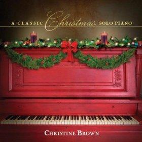 Photo_Amazon_Album_Christine_Brown_A_Classic_Christmas