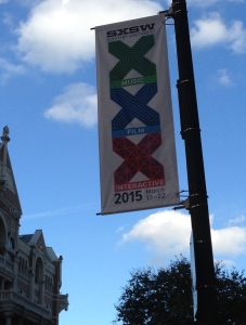 SXSW 2015 Banner