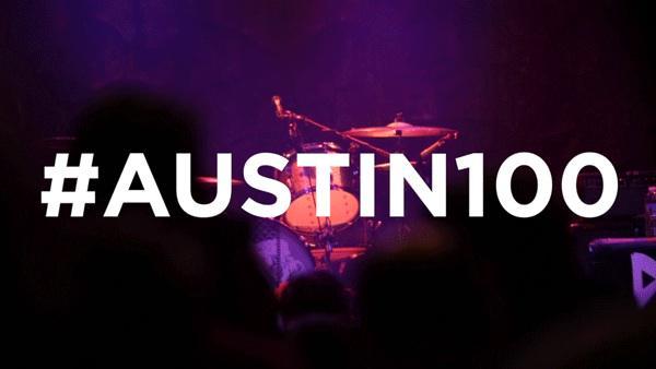 The Austin 100: A SXSW 2016Mix
