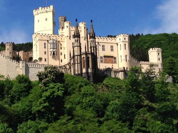 Rhine Cruise: Middle Rhine –Castles