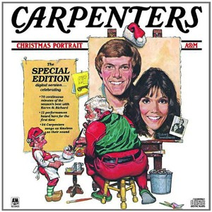 Carpenters: Christmas Portrait