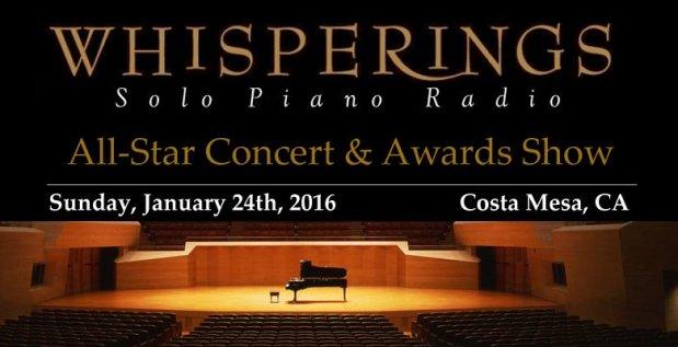 Whisperings: All-Star Concert & Awards –2016
