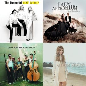 My Playlists: Country2