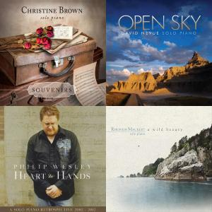 Whisperings Solo Piano Favorites