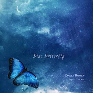 Darla Bower: Blue Butterfly