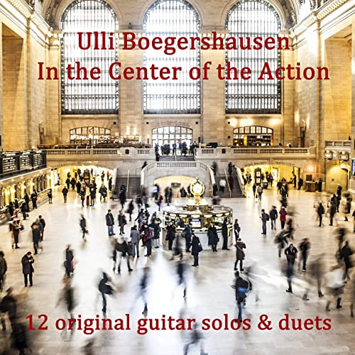 Ulli Boegershausen: In the Center of the Action